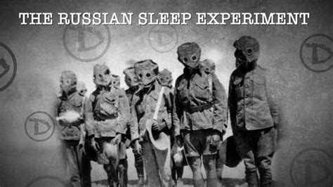 project orange soda the russian sleep experiment