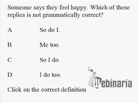 grammar test grammar quiz 2 grammar test 2 esl