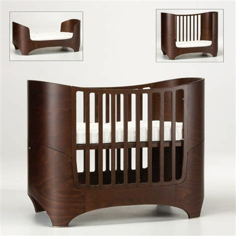Baby Cache Cribs Reviews by Leander Cot Crib Baby Bed Incl Pocket Mattress Walnut