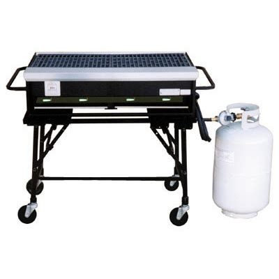 gas grill 18in x 34in