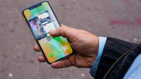 A Iphone 10 Iphone X How To Survive With No Home Button Cnet