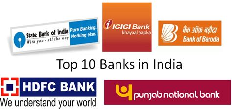 banking best top 10 banking institutions in india