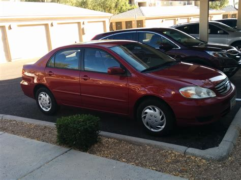 Used 2004 Toyota Corolla For Sale By Owner 2004 Toyota Corolla Le For Sale By Owner 4900