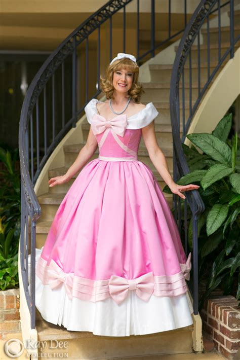 pattern for pink cinderella dress kay dee collection costumes cinderella pink dress cosplay