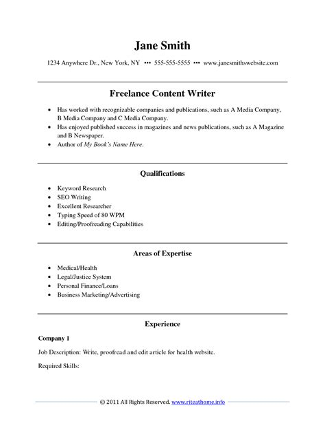 Writing Resumes by Resume Writing Exles Sle Resumes Hdwriting A Resume