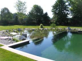 Natural Pool by Natural Swimming Pools