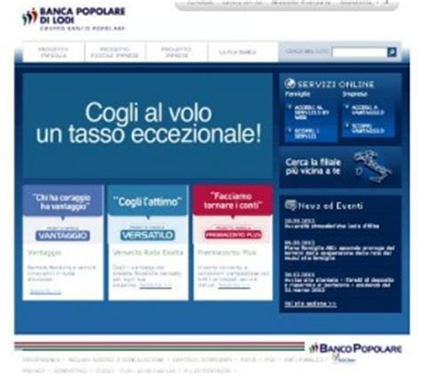 Banco Popolare Telefono by Filiali Della Banca Popolare Di Lodi A Roma Banche A Roma