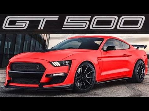 the 2019 gt500 will be cheaper than you think! *here's why