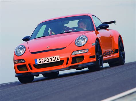 orange porsche 2007 orange porsche 911 gt3 rs wallpapers