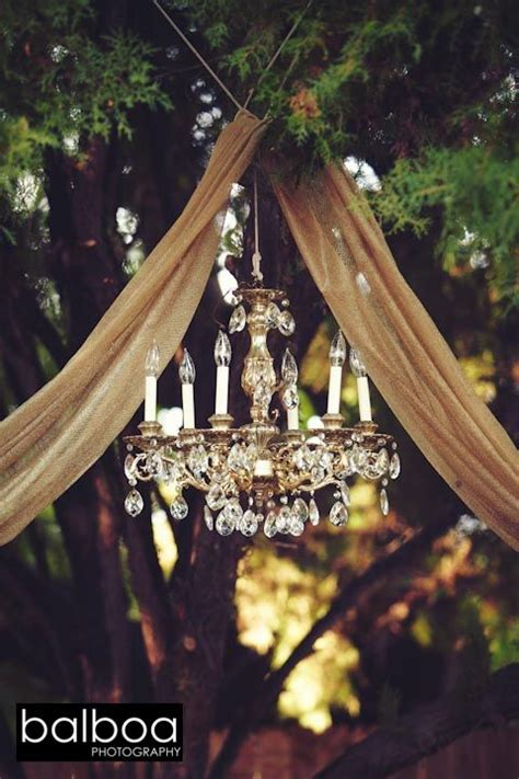 Outdoor Chandeliers For Weddings Pin By Fresnoweddings Net California Weddings On Wedding Ceremony Ide