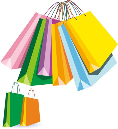 shooping for shopping bag clipart clipartion