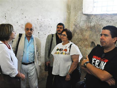 antigos centros de tortura da ditadura militar no recife s 227 o visitados por comitiva de direitos