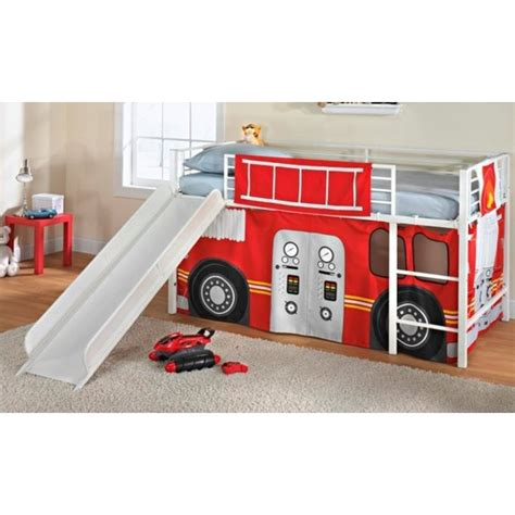 truck kids bed fire truck bed super cute for little boy future home
