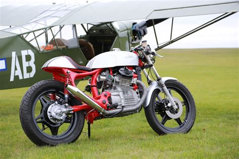 Motorrad Umbauten Honda by Umgebautes Motorrad Honda Cx 500 Von Rarebear 1000ps At