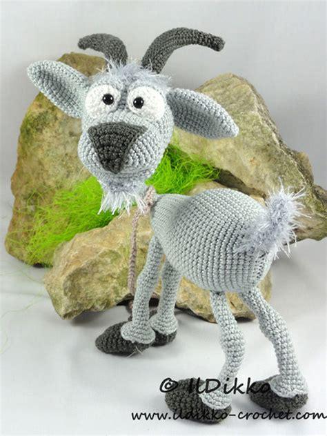 amigurumi goat pattern free gus the goat amigurumi pattern amigurumipatterns net