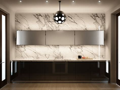 kitchen wall design ideas marble kitchen wall interior design ideas