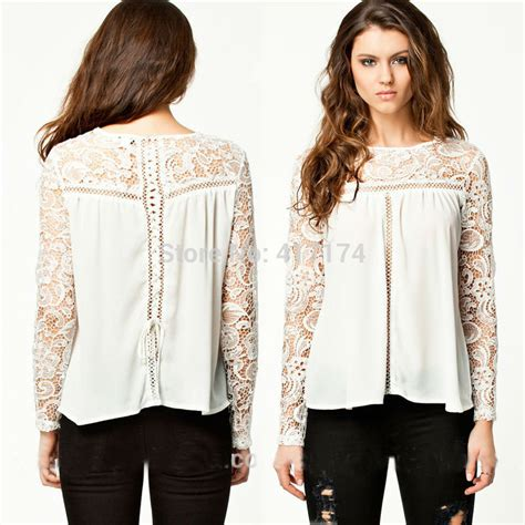top design kj3987 2015 ladies new stylish casual tops long sleeve