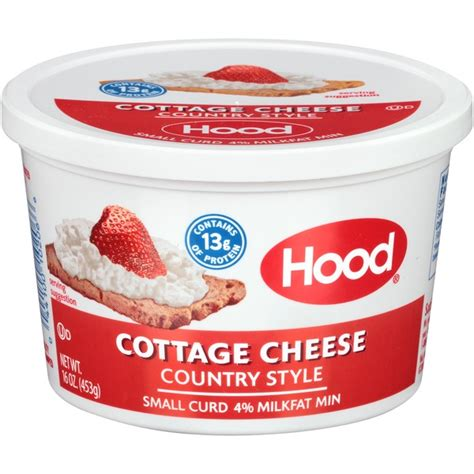 carbon dioxide in cottage cheese country style small curd cottage cheese from market