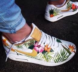 nike flower shoes nike air max thea flower papercutpictures co uk