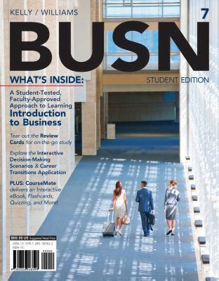 busn with mindtap printed access card books busn 7 with coursemate printed access card 7th edition