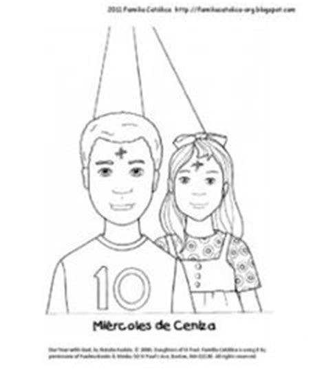 Ash Wednesday And Lent On Pinterest Lent Wednesday And Ash Wednesday Coloring Pages