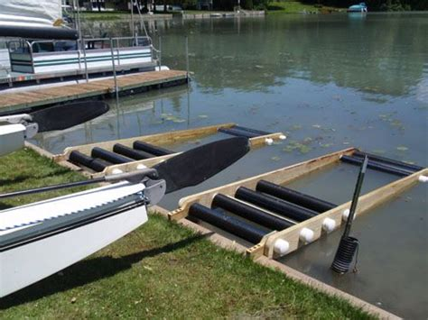 canoe beach boat launch hobie cat forums view topic my beach cat rs boat