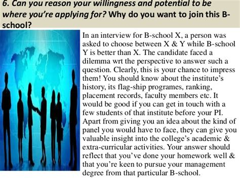 Why Do You Want To Join Mba by 80 Mba Questions And Answers