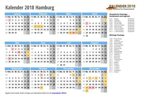 Kalender 2018 Hamburg Schulferien Kalender 2018 Hamburg Zum Ausdrucken 171 Kalender 2018