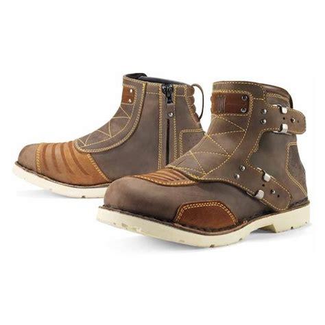icon boots icon 1000 el bajo boots revzilla