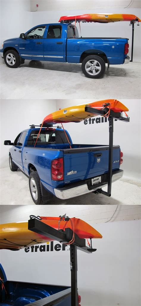 truck bed boat carrier 25 best ideas about kayak rack for truck on pinterest