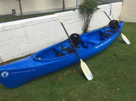 canoes dublin 17 foot mad river canoe for sale in kinsealy dublin from