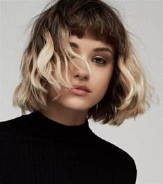 slightly longer in front hair cuts top 25 best short hair with bangs ideas on pinterest