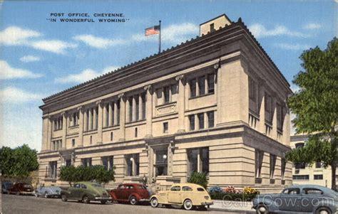Cheyenne Post Office by Post Office Cheyenne Wy