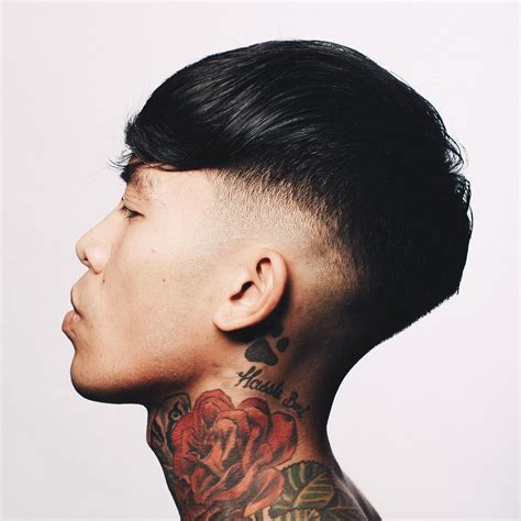 what is a nickname for shaved hair around the ear mid fade haircuts