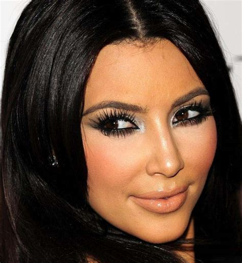 kim kardashian tattoo tattooed eyebrows the fad