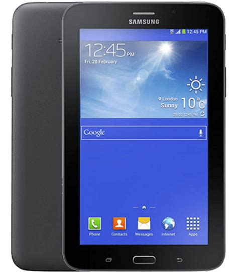 Tablet Samsung 3v samsung galaxy tab 3v t116 bigphone