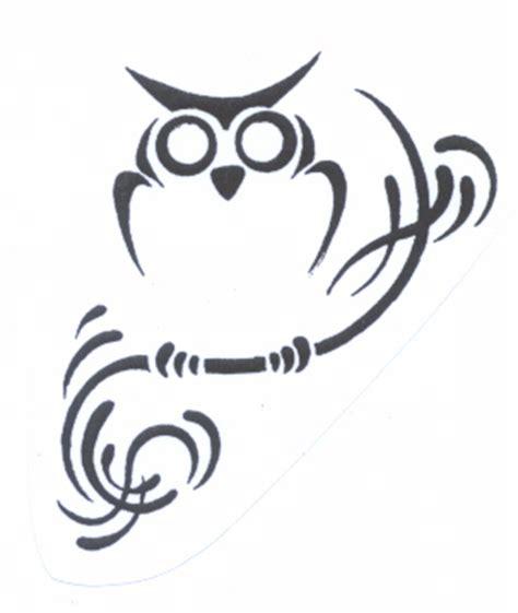 tribal owl tattoo designs trend tattoo styles tribal owl tattoos