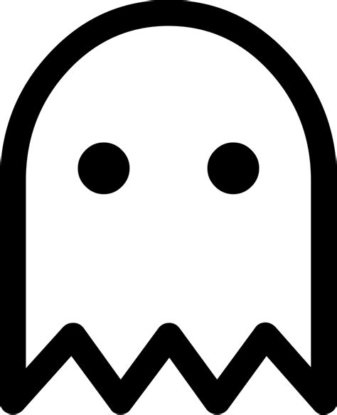 Ghost Svg Png Icon Free Download (#428489 ... Free Vector Food Clipart