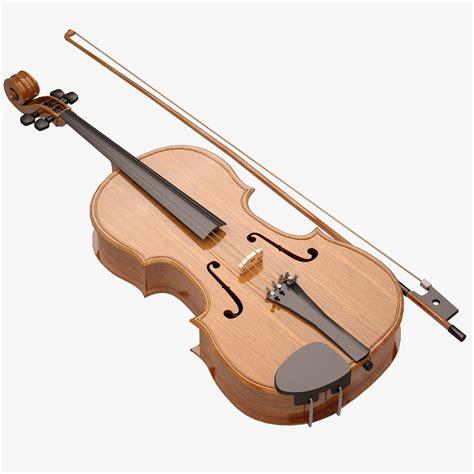 Set Viola 3d model viola set vr ar low poly max obj fbx mtl