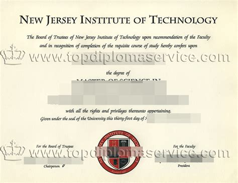 Njit Mba Rankings by New Jersey Institute Of Technology Degree Buy Njit