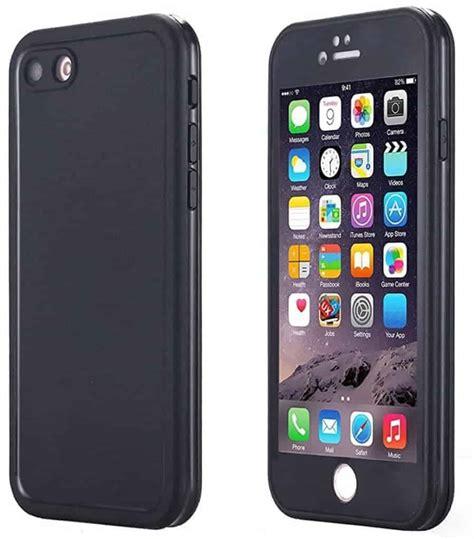 waterproof iphone  case black   shipping