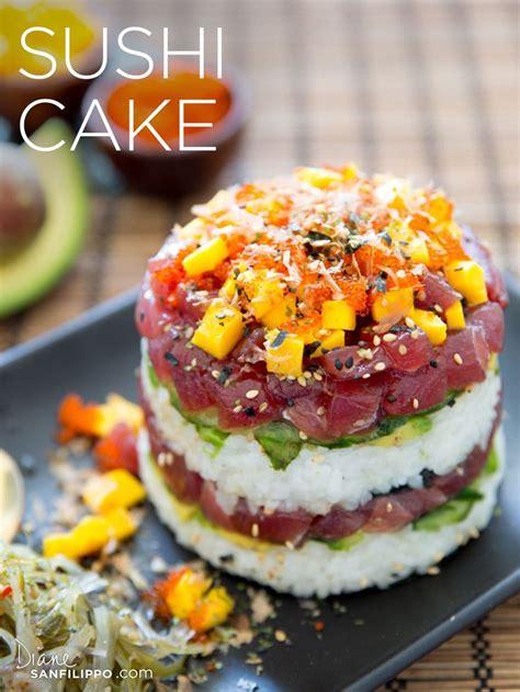 sushi in 25 best ideas about sushi cake on sushi