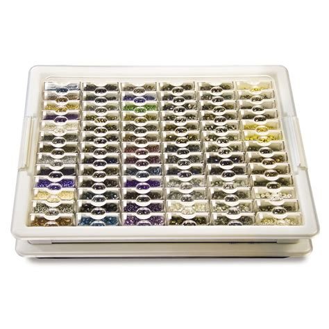 Tiny Container Bead Storage Tray Jo