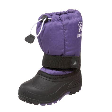 kamik toddler boots kamik rocket cold weather boot toddler kid big kid