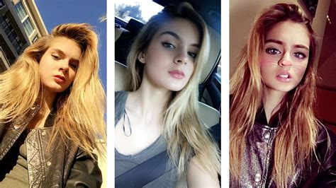 brighton sharbino kyla kenedy brighton sharbino with saxon and kyla kenedy snapchat