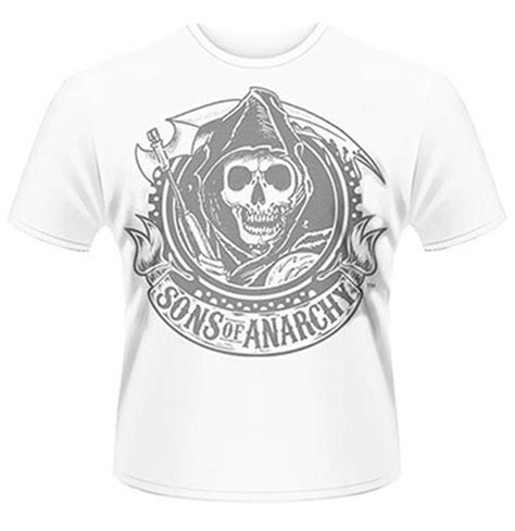 Sons Of Anarchy 2 T Shirt official sons of anarchy t shirt reaper buy on