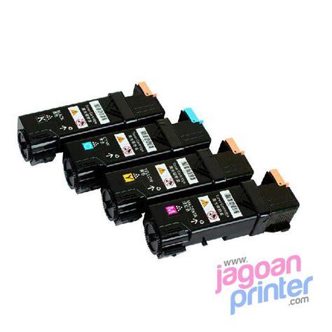 harga toner printer laser fuji xerox jual toner printer fuji xerox cp305 magenta compatible