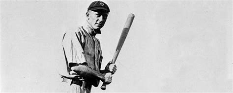 ty cobb swing this day in sports ty cobb takes his first major league