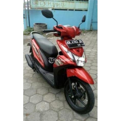 Honda Beat Pgm Fi 2014 Merah by Honda Beat Fi Series 2014 Motor Matik Irit Dari Honda