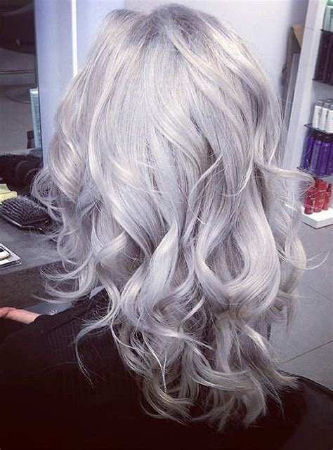 platinum grey hair color silver grey platinum hair hair salon egham